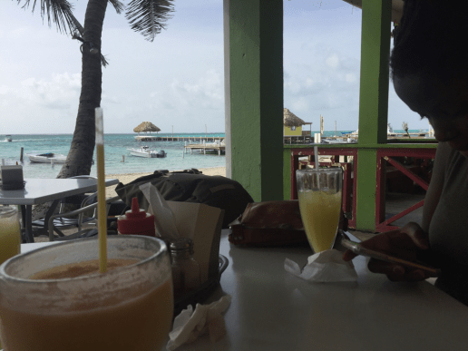 Estel's Diner by the Sea, San Pedro, Belize